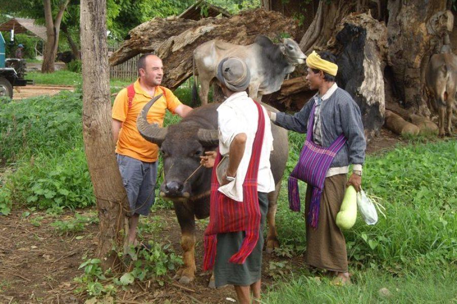 DE PERÚ A MYANMAR